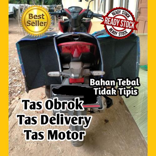 Foto Produk Tas Keranjang Motor Tas Obrok dari Alvin Product