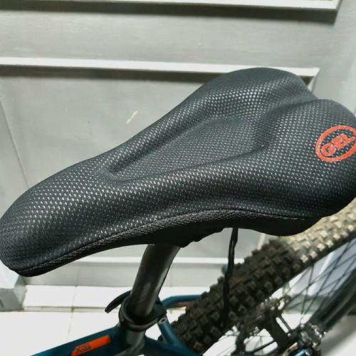 Foto Produk Sarung Jok Sepeda - Cover Jok Sepeda - Silicone Gel tebal & lembut dari Uwo Sports