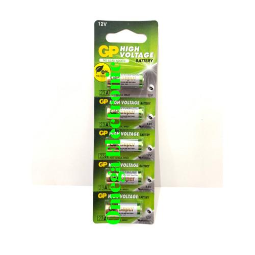 Foto Produk Batre Baterai Bat Battery Alkaline GP 23AE A23 23A 23 12v High Voltage dari Omega Electronic
