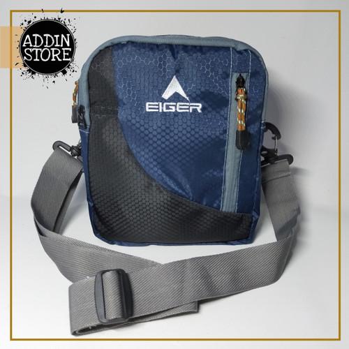 Foto Produk Sling Bag Tas Selempang EIGER MURAH COD Tas Pria 018 dari Addin Official
