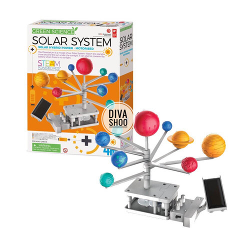 Foto Produk 4M Green Science SOLAR SYSTEM dari Diva shoo