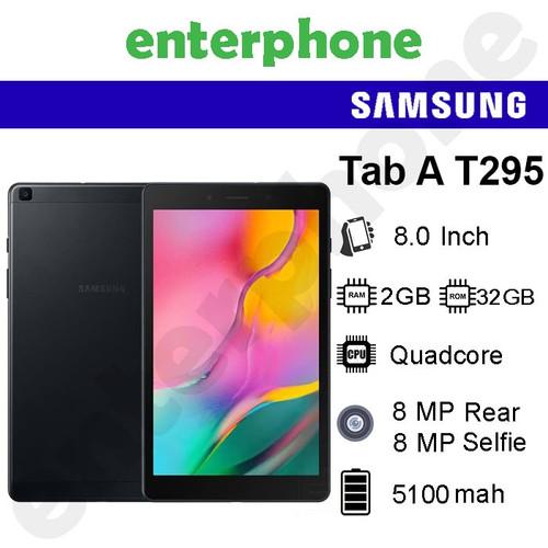 Foto Produk Samsung Tab A8 2019 T295 2/32 Ram 2Gb Rom 32Gb Garansi Resmi Sein - Hitam dari enterphone2