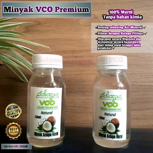 Foto Produk extra virgin coconut oil 150ml healthy dari salama vco