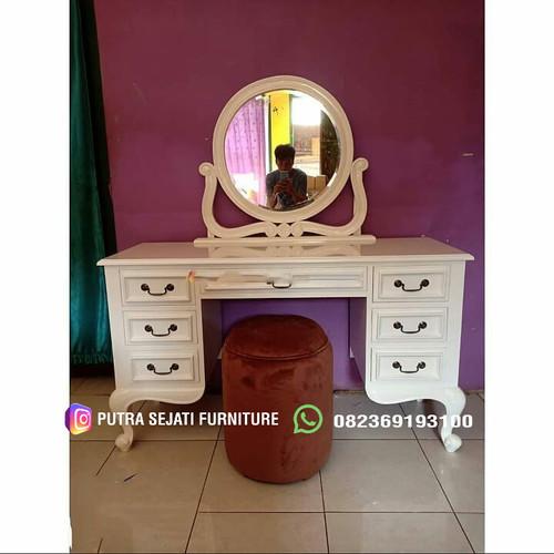 Foto Produk Mejar rias duco mewah murah dari Putra Sejati Furniture