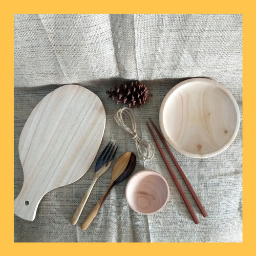 Foto Produk Set Foto Produk Makanan / Set of Food Photo Property - Oval Sonokeling dari ER_Store11