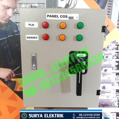 Foto Produk Panel Box COS Ohm Saklar Handel Socomec 124A 125 A Amper Socomec Ori dari SURYA-ELEKTRIK