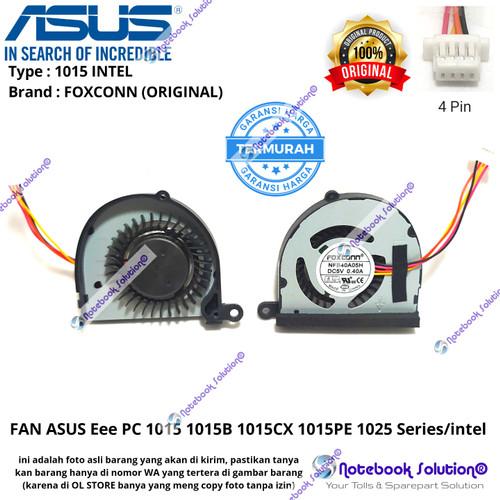 Foto Produk KIPAS COOLING FAN ASUS Eee PC 1015 1015B 1015CX 1015PE 1025 Series/int dari Notebook Solution 2