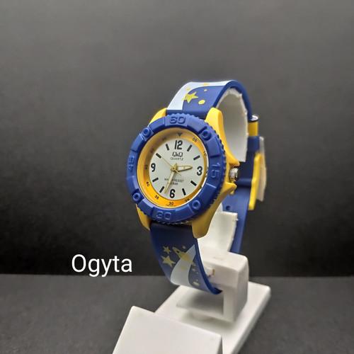 Foto Produk Q&Q QQ Jam Tangan Wanita Karet VQ96J018Y Original dari Ogyta Shop