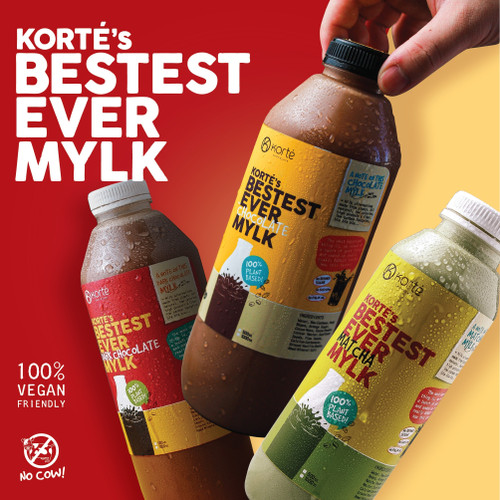 Foto Produk Korte's Bestest Mylk (PO SURABAYA ONLY) - Chocomylk dari Korte Chocolate