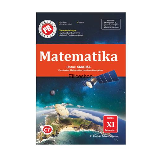 Foto Produk Buku PR/ LKS Matematika Peminatan kelas 11 tahun 2020 Intan Pariwara dari Ellice Shop