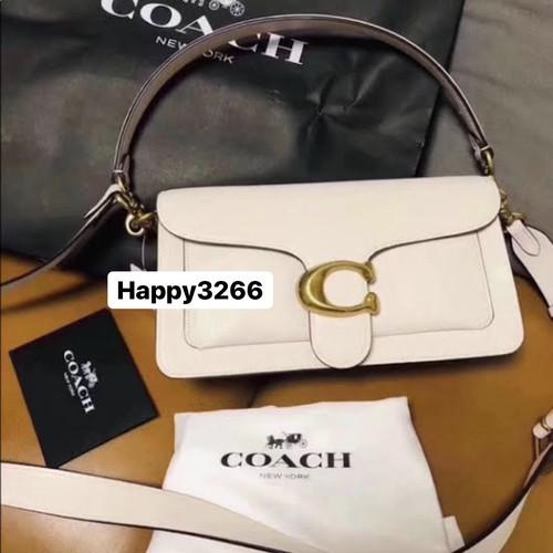 Foto Produk Coach Chalk White Tabby Shoulder Bag 26 - ORIGINAL GUARANTEE 100% dari Happy3266