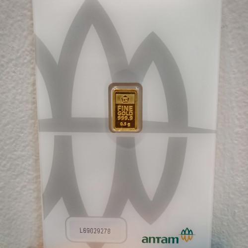 Foto Produk 0.5 gr Baru dari Agung Cikini Official