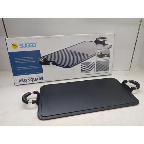 Foto Produk SUGGO Multi Grill pan / Wajan Panggang Serbaguna anti lengket dari Cellis Houseware