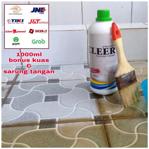 Foto Produk Pembersih kerak keramik wc toilet kamar mandi CLEER 500ML dari city mar