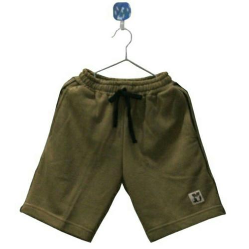 Foto Produk Celana Pendek Anak Laki Laki Olive - 6 dari Little Cas