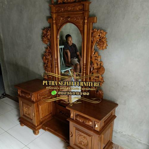 Foto Produk Meja rias jati jepara dari Putra Sejati Furniture
