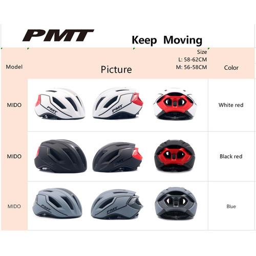Foto Produk Helmet PMT Mido dari CV. Raya Abadi Motor
