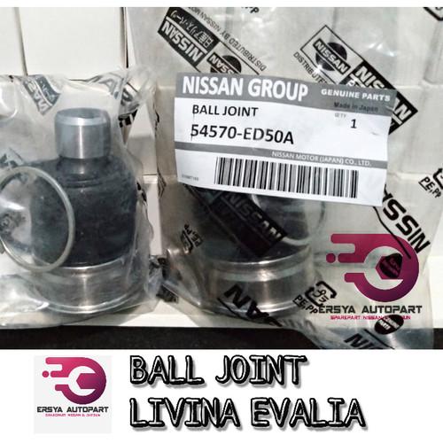 Foto Produk BALL JOINT NISSAN GRAND LIVINA ORIGINAL BARU dari Ersya autopart nissan genuinne
