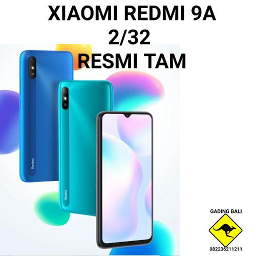 Foto Produk Xiaomi Redmi 9A 2/32 Ram 2 Gb Internal 32 Gb Resmi TAM - Abu-abu dari Gading Bali Shop