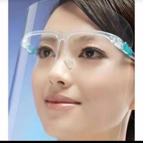 Foto Produk face shield kacamata dari suharti 123