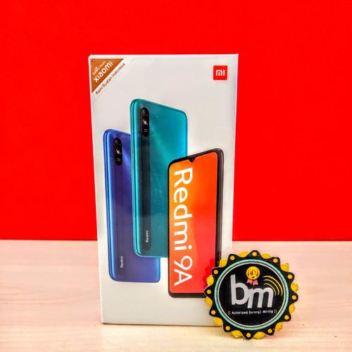 Foto Produk Xiaomi Redmi 9A RAM 3/32 Gb Garansi Resmi 1 Tahun - 1 unit dari Azkhal_bm
