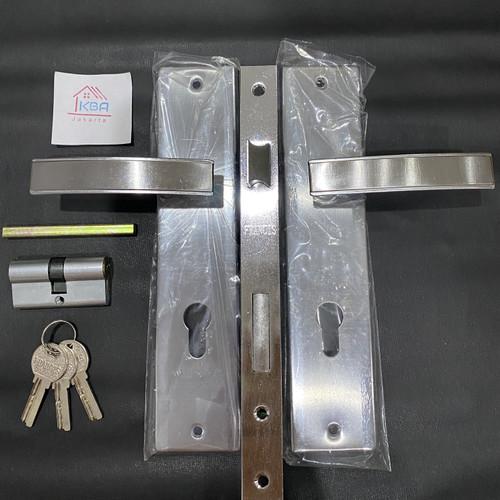 Foto Produk Kunci Pintu Besar Holy / Handle Pintu Besar Plat Holy dari Kana Berkat Abadi