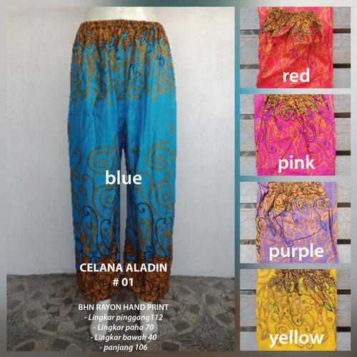 Foto Produk Celana Aladin Termurah dari denima.id