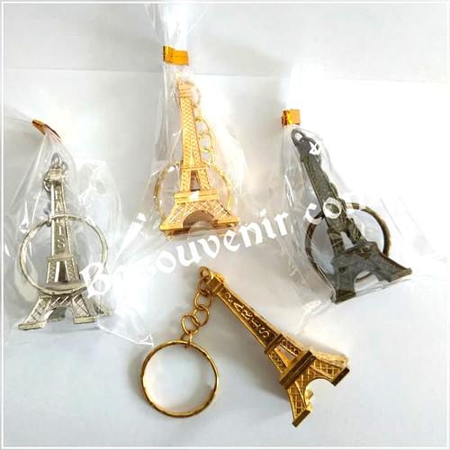 Foto Produk Souvenir Gantungan kunci Paris dari Bosouvenir com