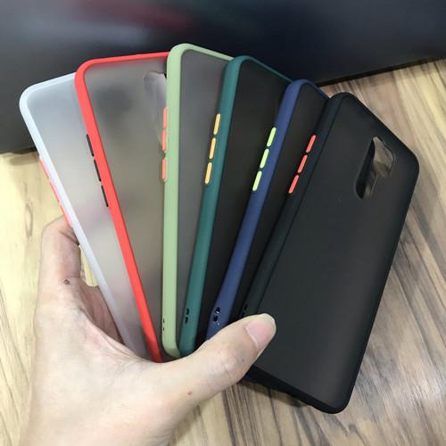 Foto Produk PREMIUM HYBRID CASE BLACK DOVE ANTI PECAH FOR XIAOMI REDMI 9 dari Wiii shop