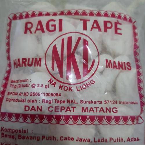 Foto Produk ragi NKL ragi tape dari Silucth