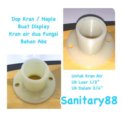 Foto Produk Dop Kran / Nepel Buat Display Kran Air Dua Fungsi Abs dari Sanitary88