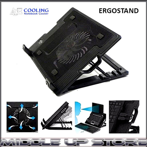 Foto Produk Cooling pad Ergostand Ace dari MIDDLE UP STORE