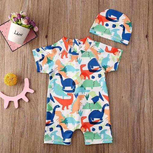 Foto Produk baju renang bayi laki-laki jumper 3bln-4thn - 3-6bln dari Helen Shop Acc