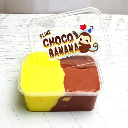 Foto Produk SLIME Chocoo Banana 200gr dari grosirslimejkt