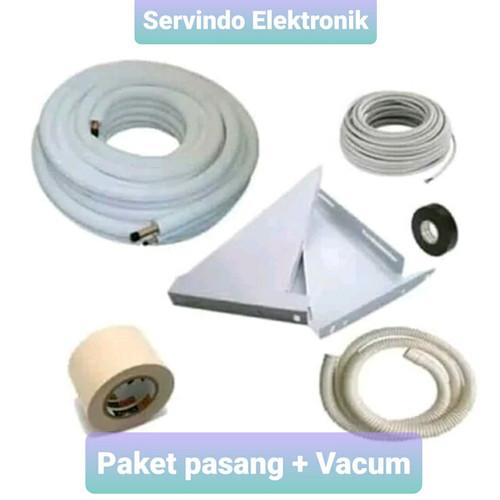 Foto Produk PASANG AC MALANG + MATERIAL 0.5 - 1 PK. KHUSUS AREA MALANG KOTA dari Servindo Elektronik