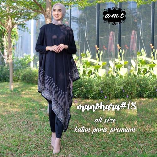 Foto Produk kaftan paris hijab pesta modern dari Batik Sri