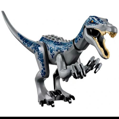 Foto Produk Lego Dinosaurus Jurassic World Tyrannosaurus Dinosaur Building Block - Baryonix dari Warung Michie Figure