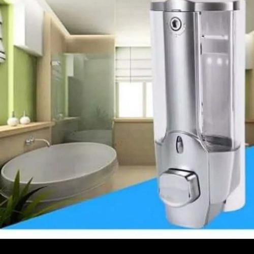 Foto Produk TempatSabun Cair Dispenser Touch Soap 1 Tabung Single dari ong star acc