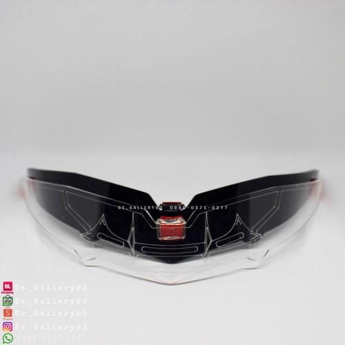 Foto Produk Spoiler Helm Custom NHK Terminator dari De_Gallery93