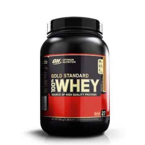 Foto Produk whey protein on gold standard 2 lbs dari Silvers Store