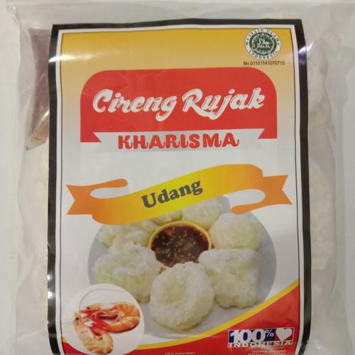 Foto Produk Kharisma Cireng rujak + saos Rujak isi 20 pcs - Udang dari AG FROZEN FOOD