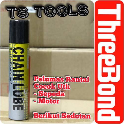 Foto Produk Chain Lube Threebond Pelumas Rantai Sepeda Motor dari TS Tools