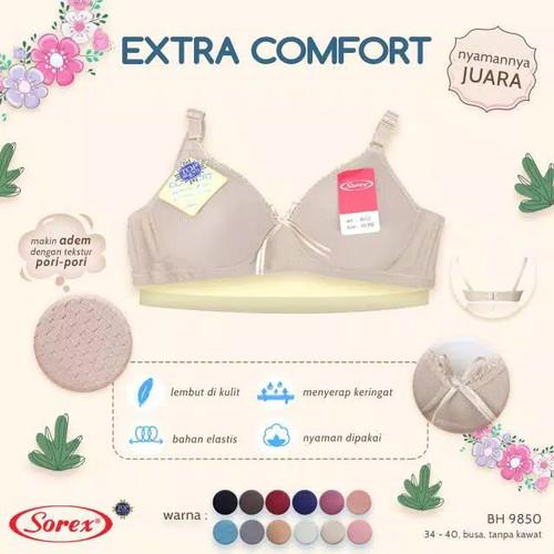 Foto Produk bra sorex 9850| bh murah| pakaian dalam wanita dari fathanstore