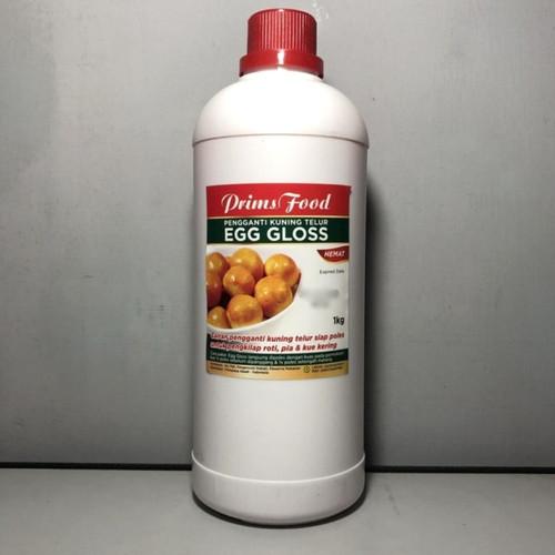 Foto Produk EGG GLOSS Pengganti Kuning Telur Pengkilap Oles Roti Nastar 150 ml gr dari VonMei
