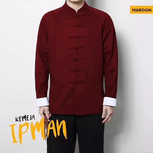 Foto Produk baju china/ip man/baju koko/baju muslim/kemeja cina/imlek dari Barang serba murah.