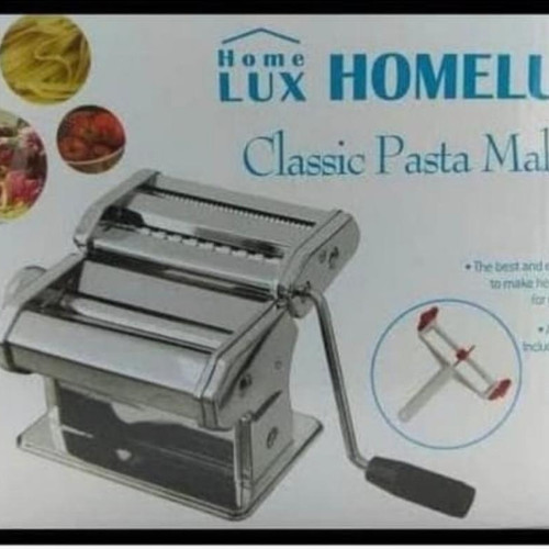 Foto Produk Mesin Gilingan Mie Molen Pangsit Pasta Maker Cheese Stick Homelux. - Gil Mie ATLAS dari Vist Kitchen Store