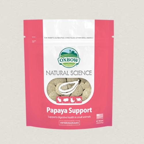 Foto Produk Oxbow Natural Science Papaya Support kelinci Guinea Pig Hamster - 5 butir dari Legenda Rabbit