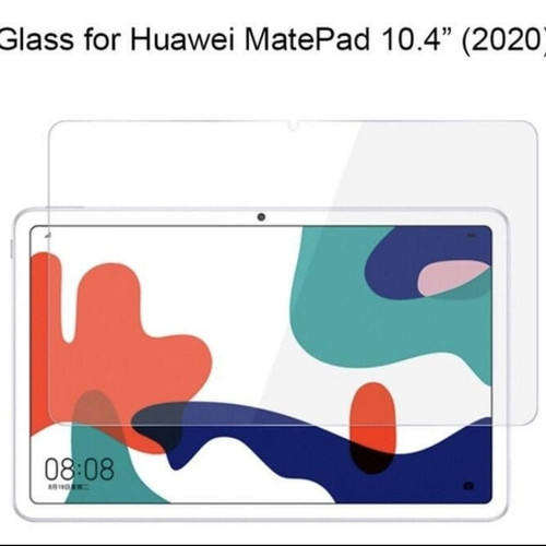 Foto Produk tempered glass HUAWEI MATEPAD 10.4 2020 anti gores screen guard kaca dari Rkaseshop