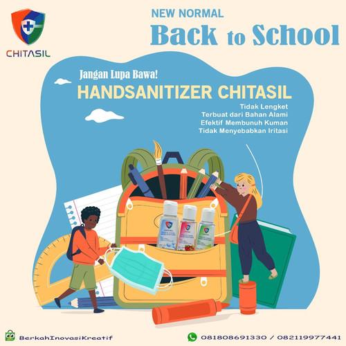 Foto Produk CHITASIL (30ml) Back To school dari BerkahInovasikreatif