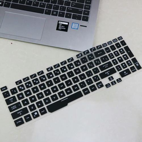 Foto Produk Keyboard Protector Asus ROG TUF A15 A17 FX506 FA506 FX507 FA507 - Transparant dari Grace-Computer